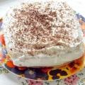 Як спекти тістечко зі збитими вершками?