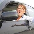 Як уникнути стресу за кермом машини?