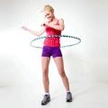 Як крутити обруч щоб схуднути в короткі терміни?