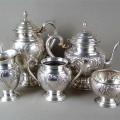 Як почистити срібло нашатирним спиртом?