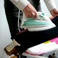Як правильно гладити джинси?