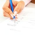 Як заповнити заяву на роботу?