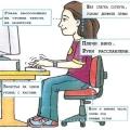 Організація робочого місця оператора