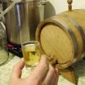 Як робити віскі в домашніх умовах зі спирту?