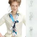 Як красиво зав'язати шарф на шиї: поради
