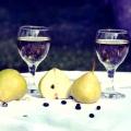 Як правильно зробити домашнє вино з груш?