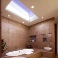 Як зробити освітлення у ванній?