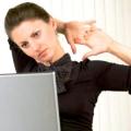Як зберегти правильну поставу при сидячій роботі?