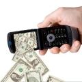 Як перевести в готівку гроші з мобільного телефону?