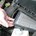 Як почистити повітряний фільтр?