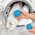 Як випрати пуховик без розлучень в пральній машині?