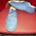 Як розтягнути взуття з текстилю?