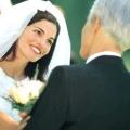 Як привітати батьків на весіллі?