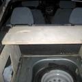 Як зробити полку в машину: акустична полку своїми руками