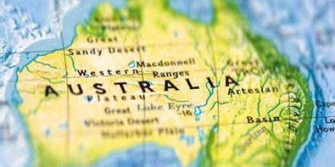 Австралія як материк: історія відкриття