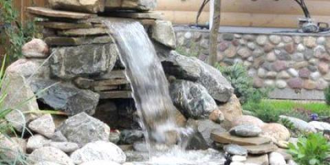 Домашній фонтан