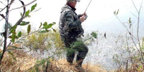 Готуємося до риболовлі: як рибалити восени?