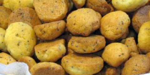 Як швидко приготувати печиво на соняшниковій олії?