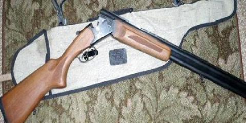 Як чистити мисливську рушницю після стрілянини?