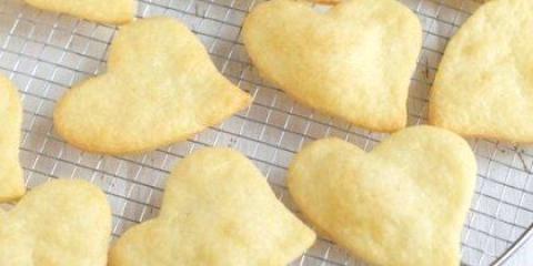 Як робити домашнє печиво всього з 4-х інгредієнтів?