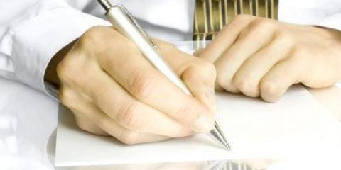 Як написати характеристику для нагородження?