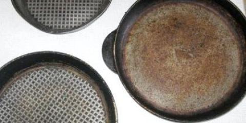 Як очистити сковороду від нагара- як почистити сковорідку?