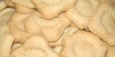 Як постряпать печиво на майонезі?