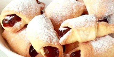 Як приготувати печиво вдома з мармеладом?