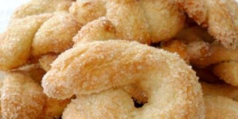 Як приготувати пісочне печиво?