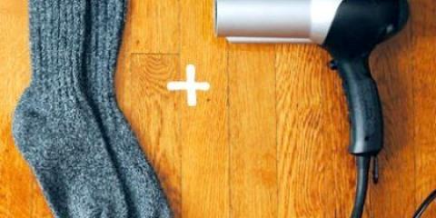 Як розтягнути взуття в домашніх умовах?