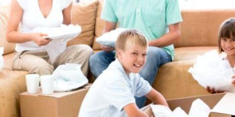 Як зібрати речі для переїзду?