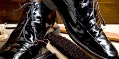 Як доглядати за лакованим взуттям?