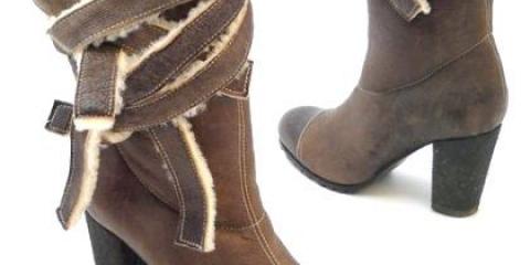 Як доглядати за зимовими чоботами?