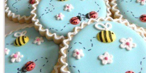 Як прикрасити печиво до свята?