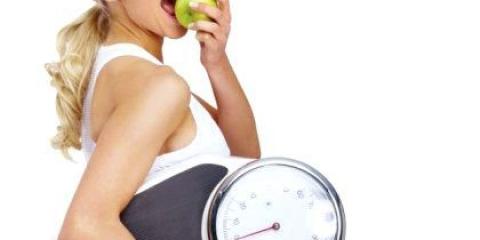 Правильно харчування для схуднення: меню