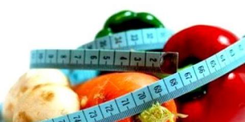 Раціон здорового харчування для схуднення