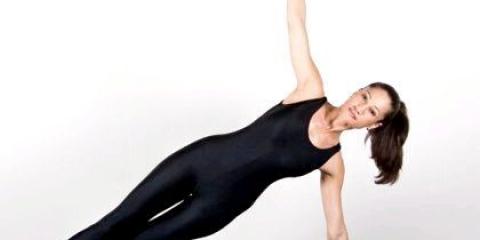 Вправи: пілатес для схуднення