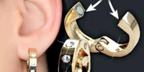 Для тих, хто перепробував усе: нові сережки-магніти для схуднення!