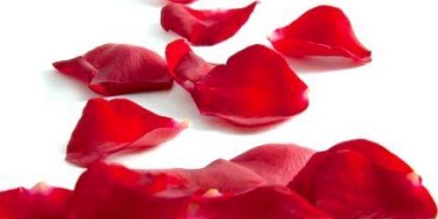 Як використовувати пелюстки троянд в косметиці?