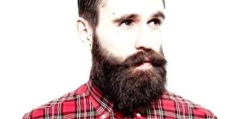 Як наростити бороду, краса і догляд за собою