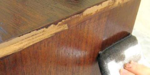 Як пофарбувати шафу з дсп?