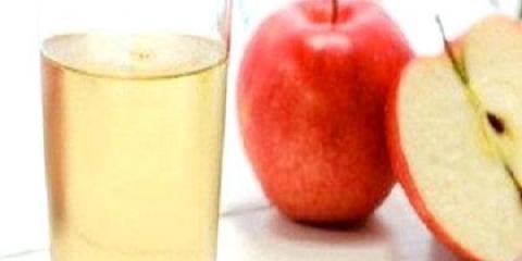 Як поставити брагу з яблук?