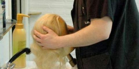 Як випрати штучний перуку?