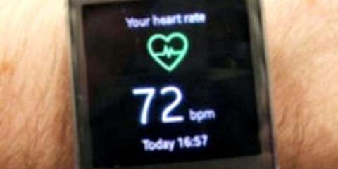 Як працюють годинник з монітором серцевого ритму?