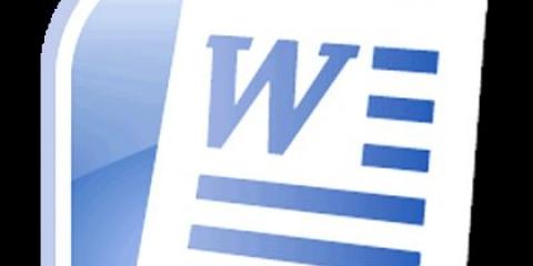 Як зробити автоматичне зміст документа: ms office word