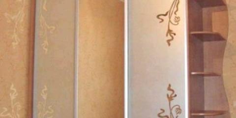 Як зробити дверцята для шафи своїми руками?