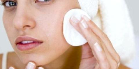 Як знизити жирність шкіри?