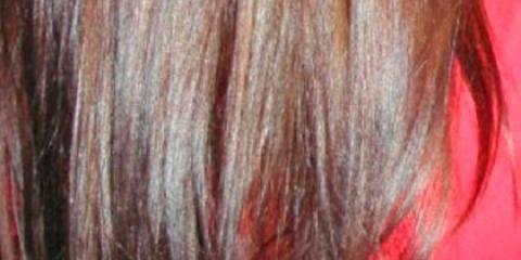 Як прибрати червоний відтінок на волоссі?