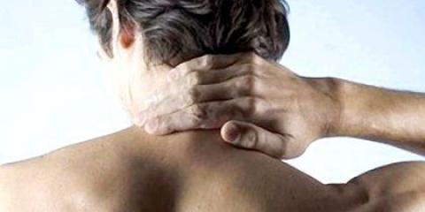 Як вилікувати остеохондроз шийного відділу?