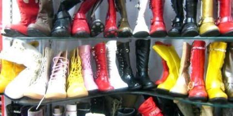 Як замовити взуття з Китаю?